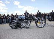 american chopper cadillac bike paul junior edition-407430