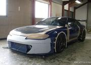 nissan s15 silvia lightning strikes racing edition by jum lightning-405249