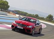 mercedes c63 amg black series coupe-409747