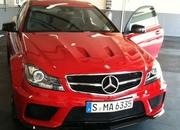mercedes c63 amg black series coupe-408117