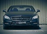 mercedes cls 500 the big black one by kicherer-408266