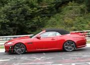 spy shots 2013 jaguar xkr-s convertible-412604