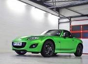 mazda mx-5 sport black limited edition-414672