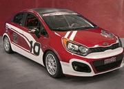 kia rio b-spec race car-420189