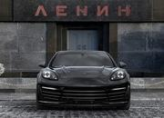 porsche panamera stingray gtr with crocodile and gold interior-419591