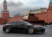 porsche panamera stingray gtr with crocodile and gold interior-419595