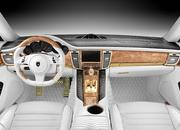 porsche panamera stingray gtr with crocodile and gold interior-419597