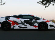 lamborghini gallardo koi camouflage by cam shaft-422711