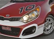 kia rio b-spec race car-423535