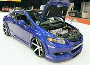 honda civic si coupe by fox marketing-424400