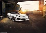 2011-chevrolet corvette zr1 by tikt