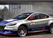 dodge dart global rally championship rally car-445045