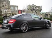 mercedes c-class bullit coupe by brabus-442044