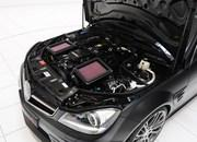 mercedes c-class bullit coupe by brabus-442045
