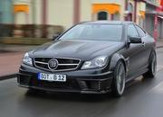 mercedes c-class bullit coupe by brabus-442052