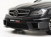 mercedes c-class bullit coupe by brabus-442058