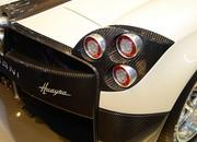 pagani huayra white edition-441846