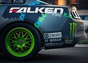 ford mustang rtr monster energy falken tire by vaughn gittin-447871