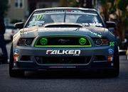 ford mustang rtr monster energy falken tire by vaughn gittin-447866