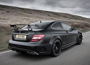 mercedes c63 amg black series coupe-450526