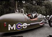 enjoy the sights and sounds of the morgan 3 wheeler-451322
