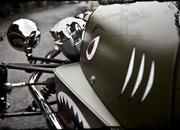 enjoy the sights and sounds of the morgan 3 wheeler-451325