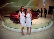 the girls of the 2012 new york auto show-448451