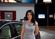 the girls of the 2012 new york auto show-448454