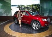 the girls of the 2012 new york auto show 2