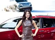 the girls of the 2012 new york auto show-448460