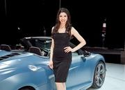 the girls of the 2012 new york auto show-448439