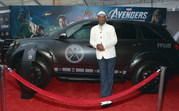 video robert downey jr. attends avengers premiere in an acura nsx roadster-449503