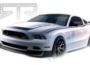 ford mustang rtr by vaughn gittin jr.-453759