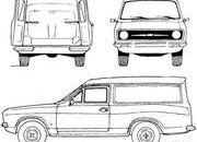 ford escort van-461742