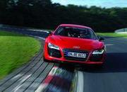 audi r8 e-tron becomes fastest electric vehicle around the nurburgring-462974