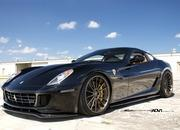 ferrari 599 gtx by sp engineering and adv.1 wheels-462046