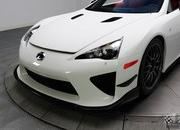 lexus lf-a nurburgring package whitest white edition-459901