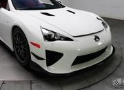 lexus lf-a nurburgring package whitest white edition-459890