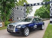 rolls-royce ghost extended wheelbase pace car-462890