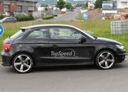 -spy shots is this the audi s1 testing at nurburgring