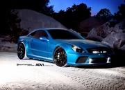 mercedes-benz sl65 amg black series by adv.1 wheels-466332
