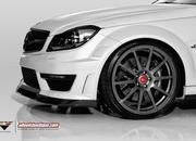mercedes c63 amg coupe by vorsteiner-465538