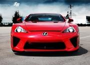 lexus lfa 8217 project reignfire 8217 by pur wheels-466401