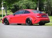 mercedes c63 black series by domanig-467063