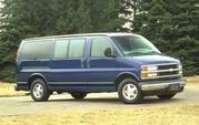 chevrolet express - DOC467777