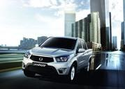 110.ssangyong acyon pick-up