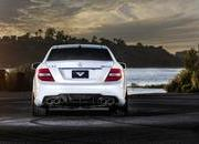 mercedes c63 amg coupe by vorsteiner-469658