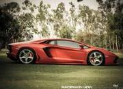 lamborghini aventador by adv.1 wheels-467919