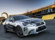 lexus gs 350 f sport safety car 2