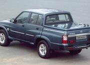 ssangyong musso pick-up - DOC472243